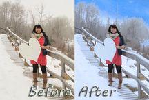 Sky Enhancement / Photography Sky Enhancement