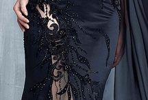 Robes de haute couture