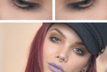 make-up / lime crime chinchilla