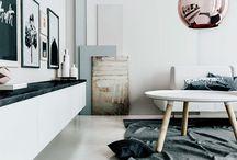•Home livingroom•