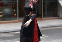 Chinese fashion inspiration