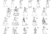 Oblečení 19. stol
