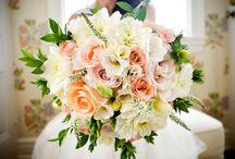 Bruiloftbloemen