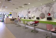 Salons and Spas / by Abigail Lackey