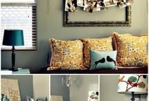 For My Hallway / Home decor ideas for hallways