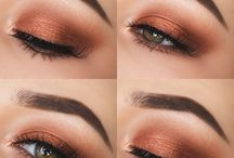 Autumnal/ winter eye looks