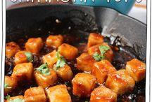 Vegan: Tofu