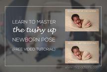 Posing - Newborn