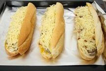 szendvics ötletek