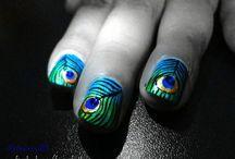 Nail designs / This is great nail art