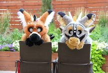 Fursuits / Super schattige fursuits