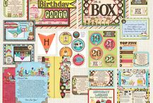 'Birthday Party in a Box' Missionary Care Package Kit / A Fabulous place to find Fun & Spiritual Care Package Ideas and Instant Downloads to send your Missionary! Easy & Helpful How to's including shopping lists and links.