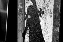 ombra bimba muro