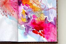Bliss full Art journals