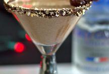 Food: Alcoholic Beverages / Boozey treats!