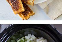 Recipes: Soups & Chillis