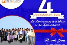Today's 4th Foundation Day of Infograins