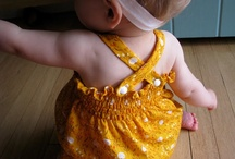 Baby clothes to sew