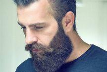 стрижки и бороды