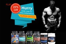 Jumbo offer Flat 20% Off Complete range of #INFOTECH #nutrition Products.https://goo.gl/D1fMyG