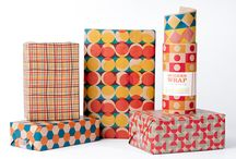 Wrap it up / Wrapping paper & patterns & tags