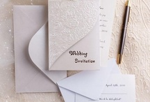 ::  Folded Wedding Invitations :: / by InvitesWeddings