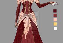 kjoler og tunikaer