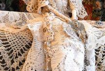 Vintage textile makes