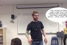 Teaching English: Flipped Classroom Videos / by Emily Burkett