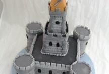 Gâteaux châteaux