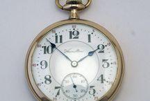 Hamilton and illinois Pocket Watches / high quality pocket watches from Hamilton and illinois