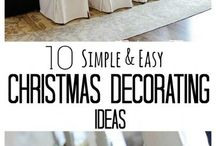 Holiday Decor / A holiday board to celebrate the best Christmas and Hanukkah designs and home decor inspiration we could find