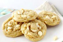 Recipes, cookies