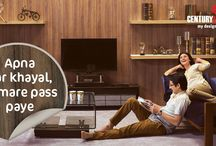 Century Laminates New TVC / CenturyLaminates, a quality product from CenturyPly, has been a key player in the category. The TVC showcases the designs and styles available in this category giving the users readymade home décor solutions.
