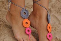 El işi sandalet