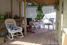 Mi Casa Futura en la Playa / Decoracion interior en estilo playero. / by Marion Odicio