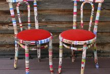Upcycle :: Everything old is new again / by Red Brolly Quilt designers