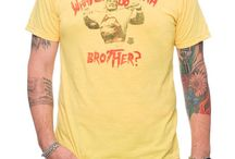 MOVEMBER T-Shirt Collection / Movember and Mustache Tshirts!  / by Jack of All Trades Clothing