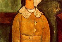 Modigliani / by Rogério Zaia