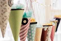 Party gift crafts / by Nicole Rauch