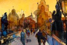 Carla O'Connor (American watercolor painter)