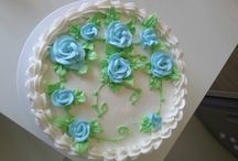 Cake and cookies / Cake decorating