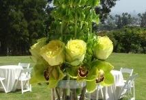wedding centerpieces and floral arrangements