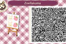 Animal Crossing QR Codes