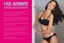 Penti 2013 - 2014 NOS İç Giyim Katalogu