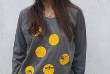 Lost Shapes Organic sweatshirts / Ethical and original sweatshirts for men and women from Lost Shapes