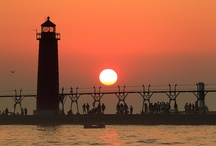 My home town Grand Haven and the great state of Michigan / by Krista Duff Tuuk