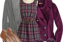 E-Sesh Wardrobe {Fall/Winter}