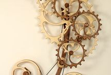 Gears and Cogs / by Marji Roy