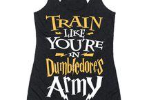 Oblečení nejen Potter